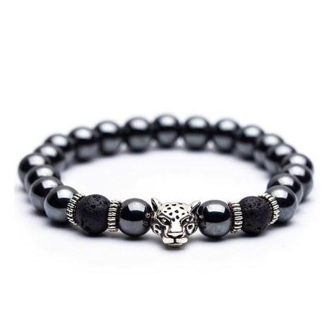 Armband Tijger - Zilver
