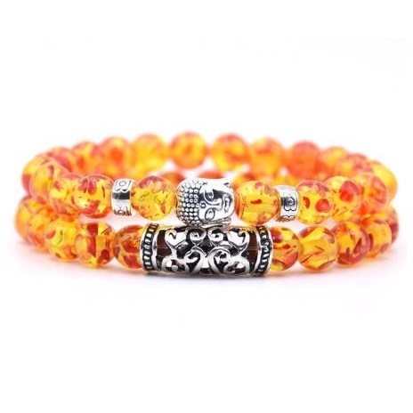 Armband Boeddha - Zon