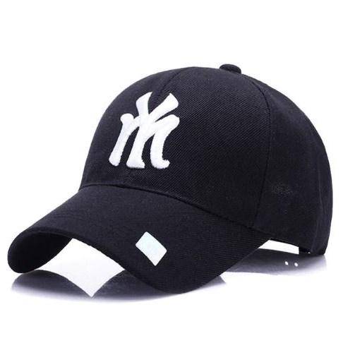 Baseballpet NY - Zwart