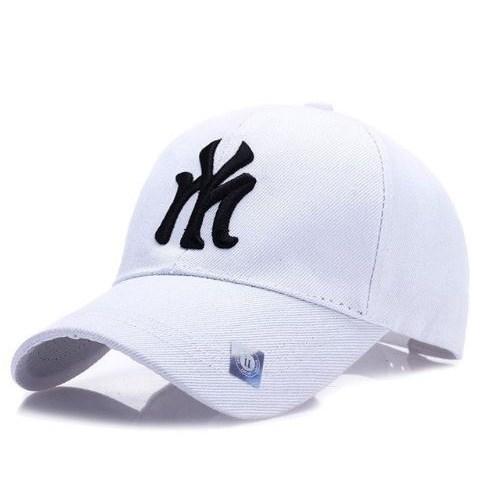 Baseballpet NY - Wit