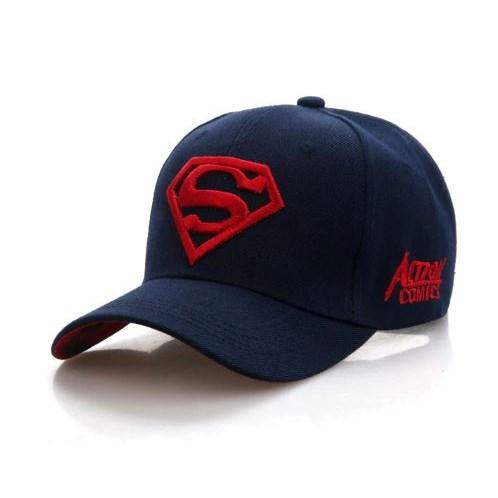 Baseballpet Superman - Blauw/Rood