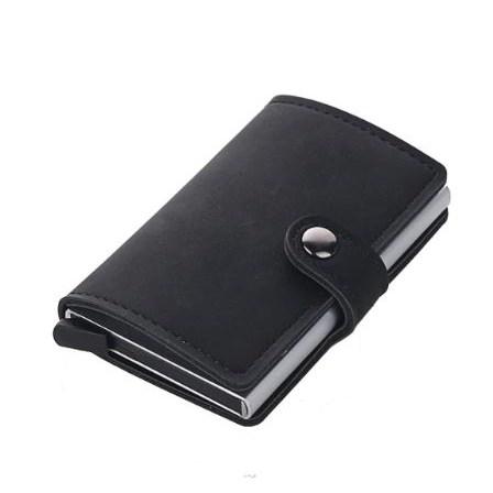 Slimwallet Portemonnee - Zwart