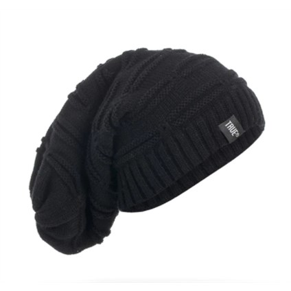 Wintermuts Oversize True - Zwart