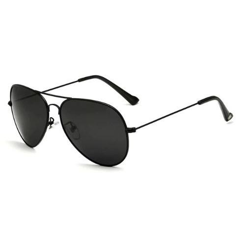 Pilotenbril Zwart - gepolariseerd
